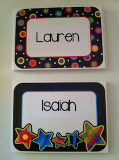 creative lesson cafe classroom labels made easy