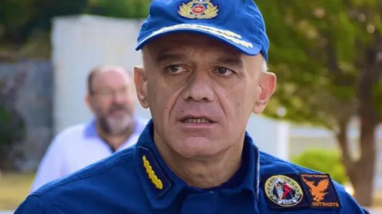 Απίστευτη δήλωση φερομένου ως αρχηγού πυροσβεστικης ονόματι   Κολοκούρης