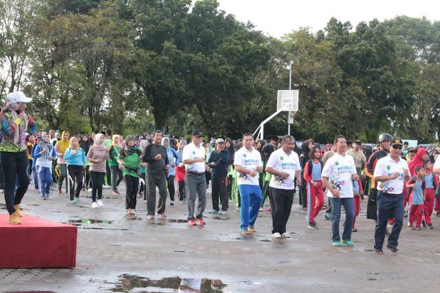 Saring Atlet Berprestasi, Muba Sport Day Digelar