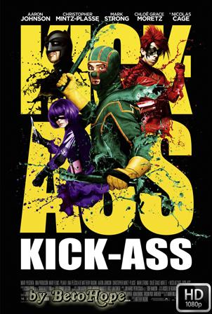 Kick-Ass [2010] [Latino-Ingles] HD 1080P  [Google Drive] GloboTV