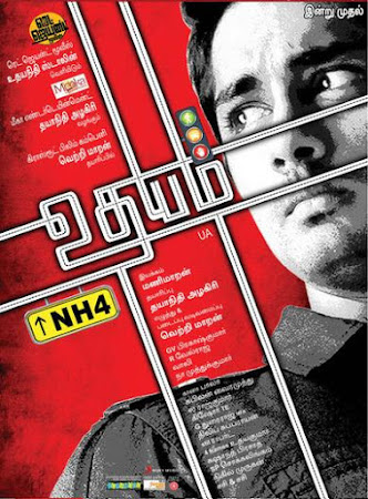 Poster Of Udhayam NH4 Full Movie in Hindi HD Free download Watch Online 720P HD