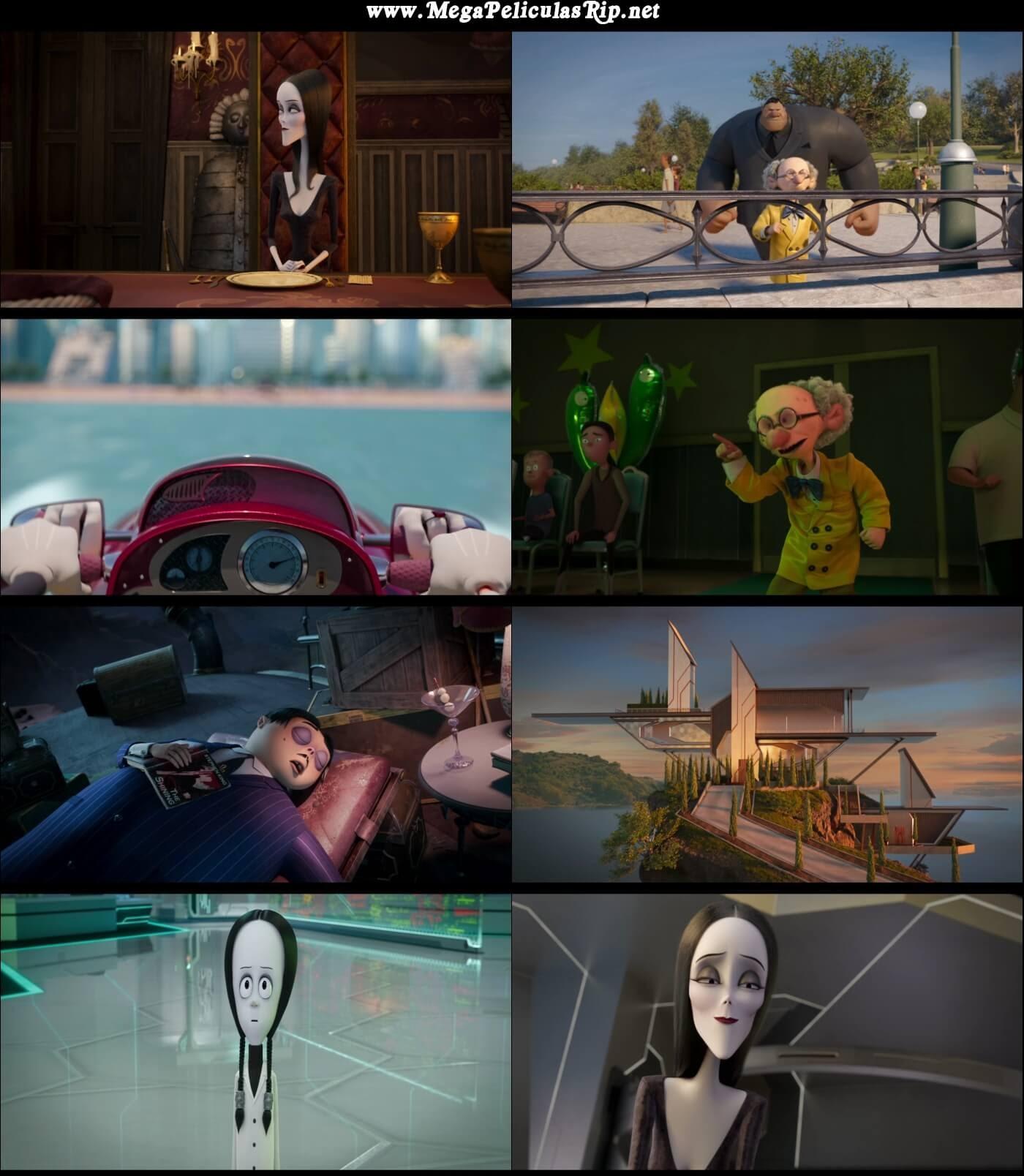 Los Locos Addams 2 1080p Latino