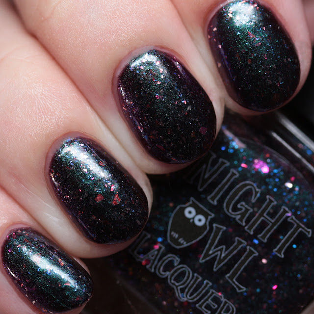 Night Owl Lacquer Music of the Night