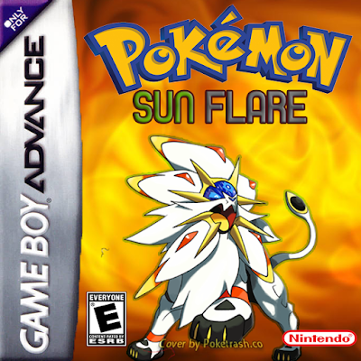 Pokemon Sun Flare GBA ROM Download