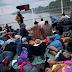 Video: Mexico 'opens border' to women & children of US-bound migrant caravan