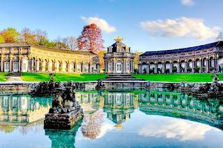 El Eremitage, el fantástico palacio de los Margraves de Bayreuth.