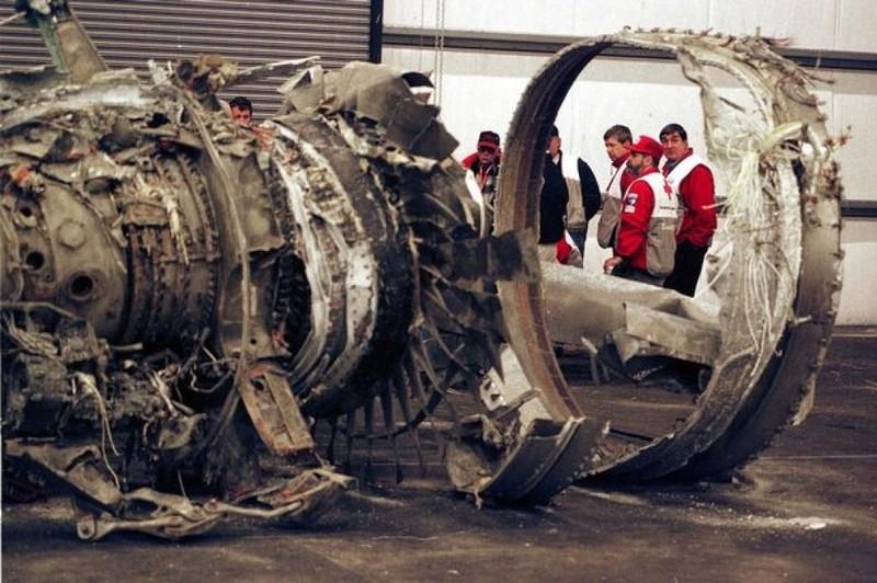 Jamil El Batuti, Flight 990 EgyptAir (1991)