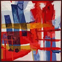 """De Acuarelas a Quilts"", el original curso de Katie Pasquini en La Tertulia"