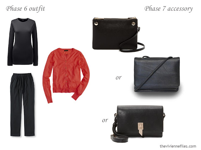 How to add accessories to a capsule wardrobe - handbags