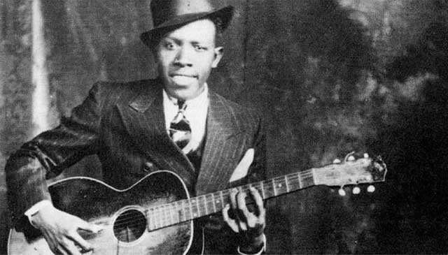 Robert Johnson musisi blues