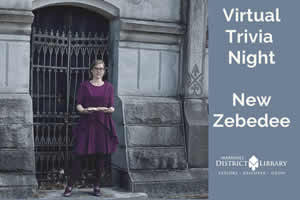 Virtual New Zebedee Trivia Night
