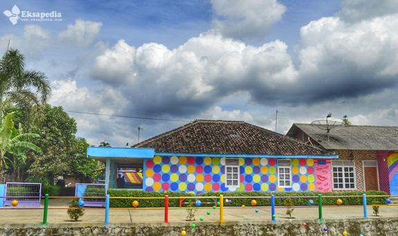 Kampung Pelangi Di Ambarawa