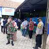 Babinsa Desa Sopa'ah Laksanakan Pendampingan Vaksinasi