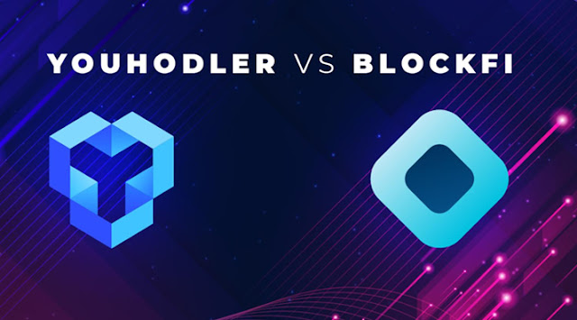 Youhodler या Blockfi