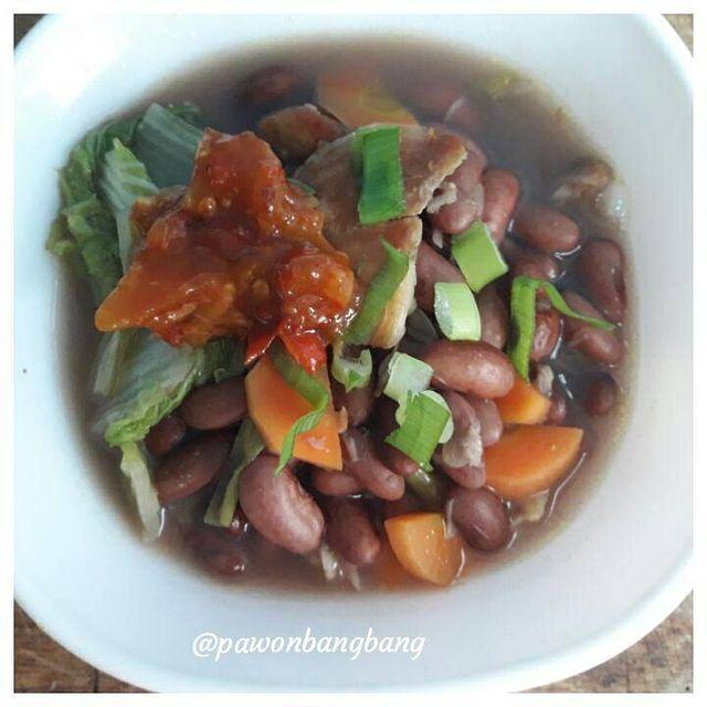 kacang merah bisa diolah apa saja untuk memenuhi kebutuhan serat tubuh kita