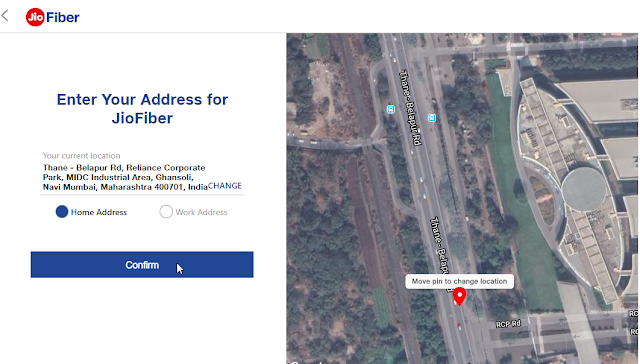 how to apply for jio fiber