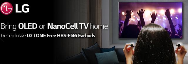 spesifikasi TV Merk LG