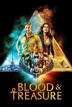 Blood & Treasure 1ª Temporada