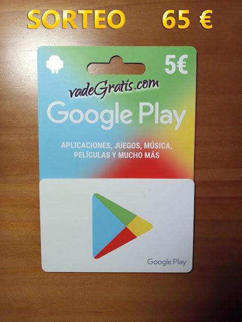 65 € Google Play