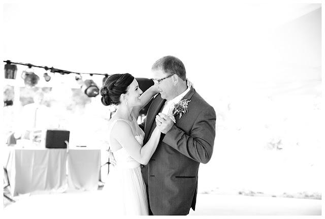 wedding at Tippecanoe River State Park