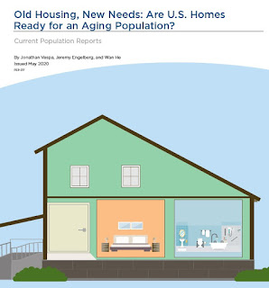 US Census Bureau - Report on Housing for Aging Population