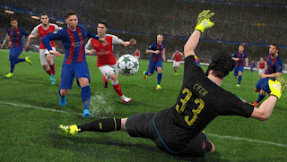 PES 2017 Gameplay Patch dari Parham.8