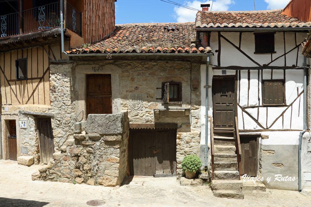 Calle Altozano, Miranda del Castañar
