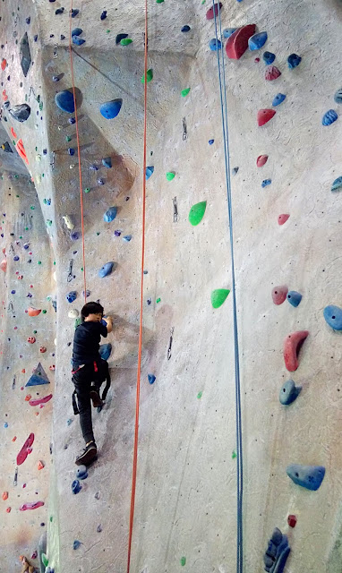 boulderdash climbing gym