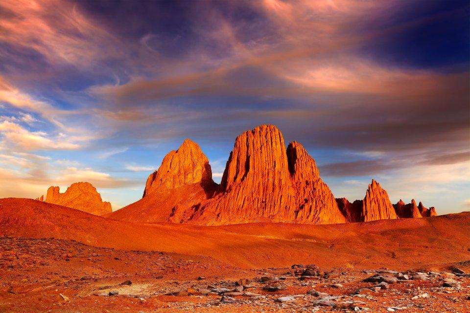 Hoggar Mountains