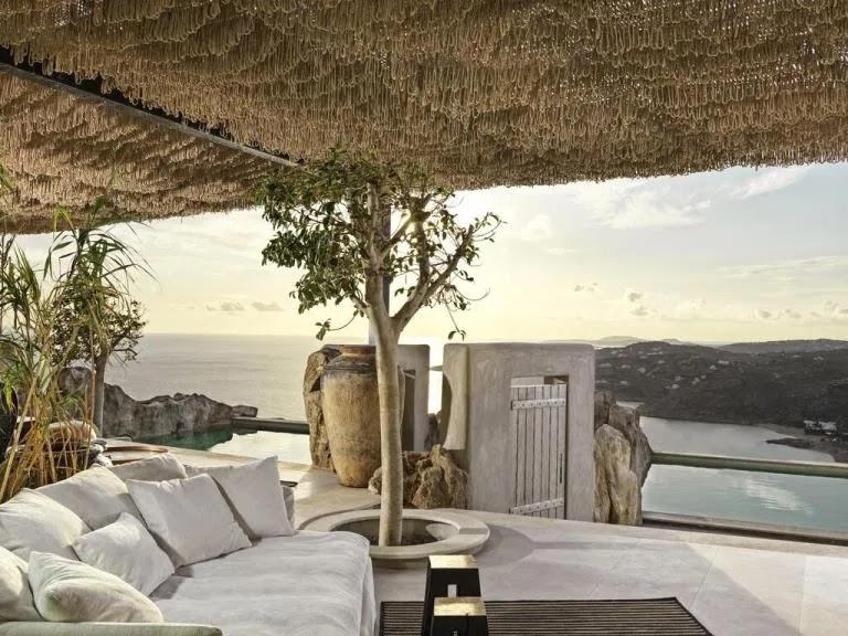 Myconian Panoptis Escape, A blissful sanctuary on the southern coast of Mykonos