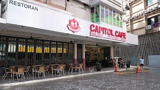 Capitol Cafe Restoran Jalan Sultan Ismail
