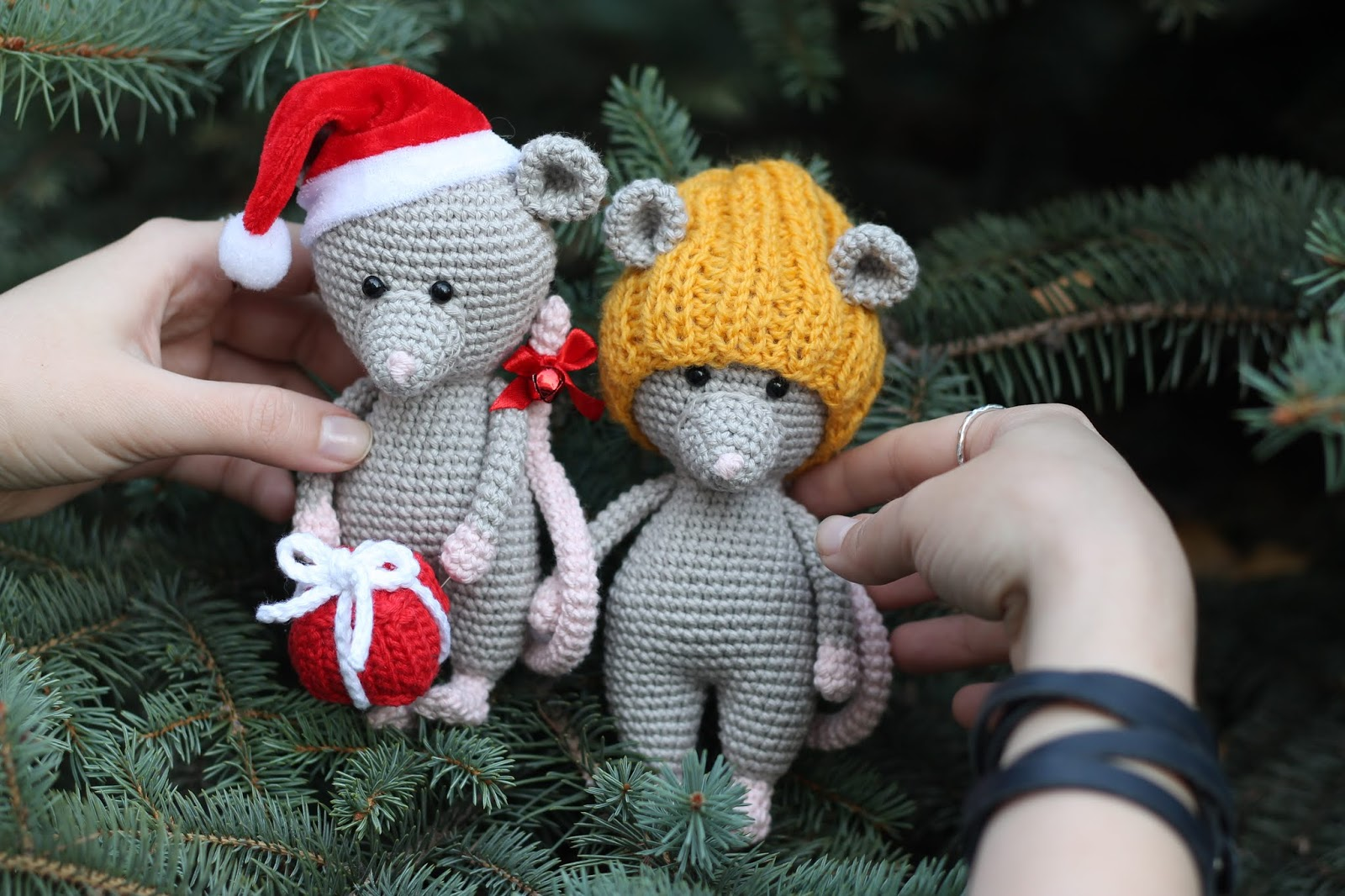 Free Pattern: Rat for Chinese New Year – With Love, Feli | 1066x1600