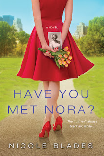 The Writer's Pet: The cover of Have You Met Nora by Nicole Blades