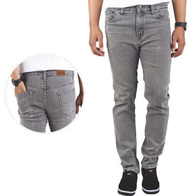 Celana Jeans Pria Catenzo NJ 912