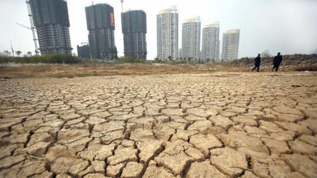 Is the world running out of water?