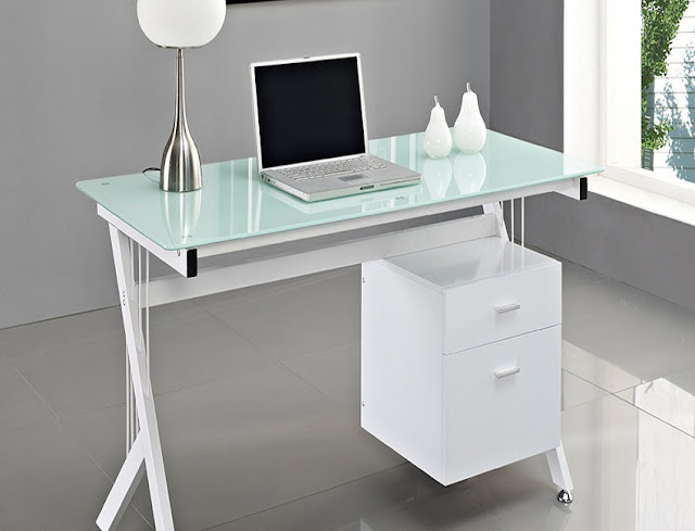 best buy cheapest white office desk with drawers for sale online