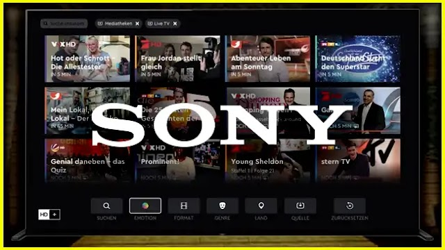 Sony is bringing HD + to its 2021 TV sets from the factory