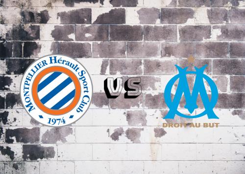 Montpellier vs Olympique de Marsella  Resumen