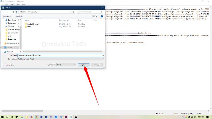 Windows 10 cmd activation