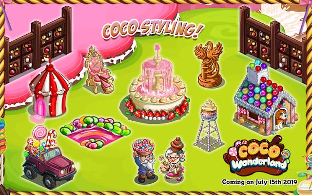 Farmville Coco Wonderland Farm Sneak Peek | Farmville Dirt