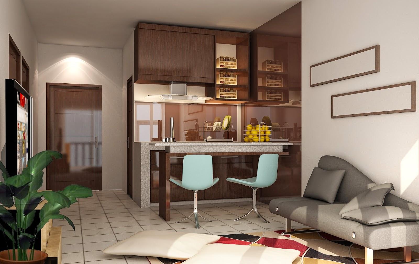 Dekorasi Rumah Tipe 36