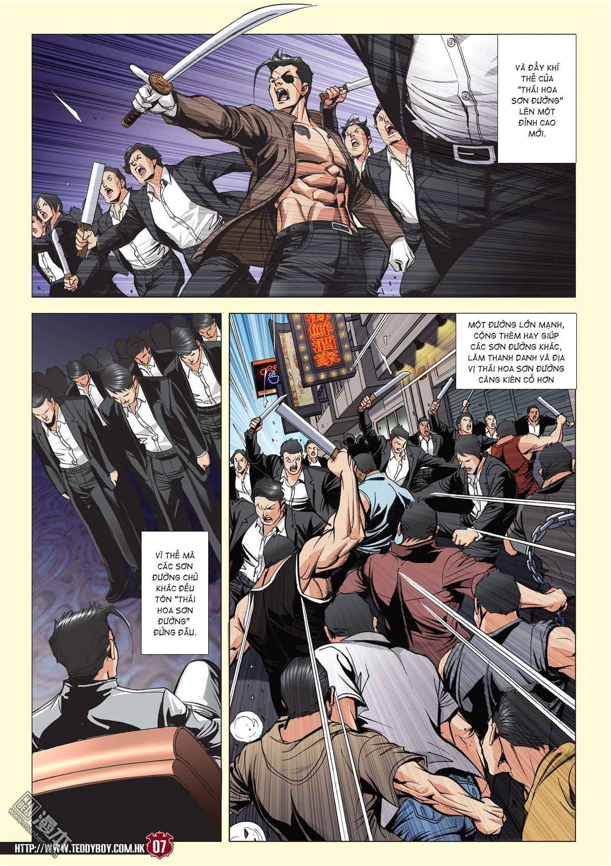 Người Trong Giang Hồ chapter 2059: gà rừng và đinh dao trang 4
