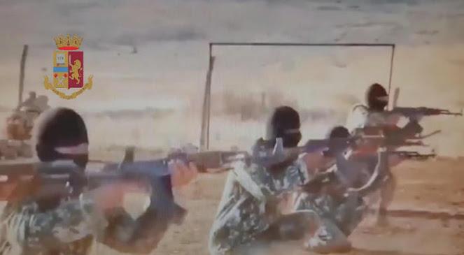 """Terrorismo: Operazione """"The Caucasian Job"""" documenti falsi a foreign fighters, 7 arresti"""