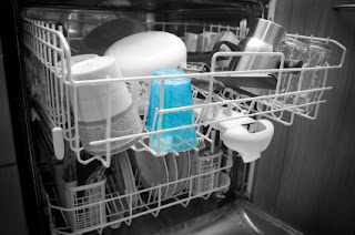 Cleaning dishwasher tips