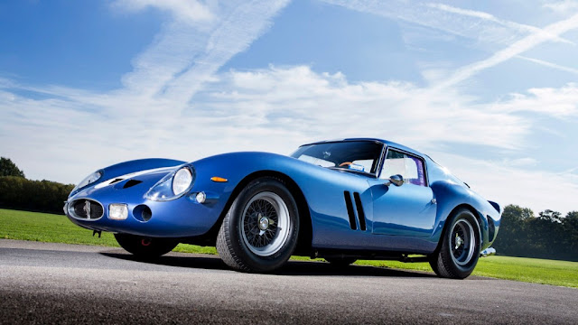 Ferrari 250 GTO 1962 - Busca ser el auto clásico más caro