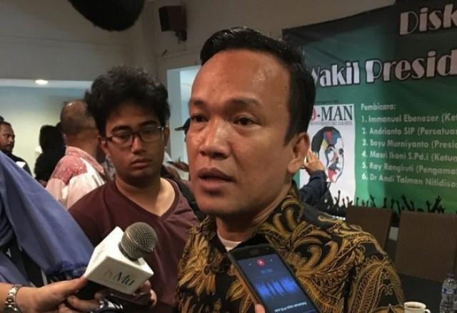 Dorong Jokowi Perpanjang Kekuasaan Hingga 2027, JoMan Diketawain Banyak Pihak