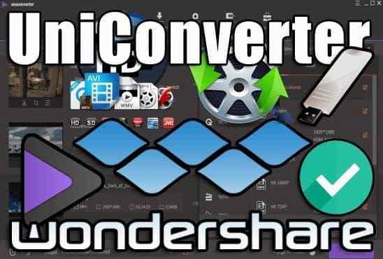 تحميل برنامج Wondershare UniConverter Portable نسخة محمولة مفعلة اخر اصدار