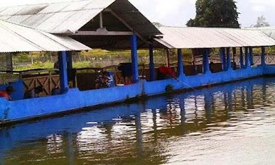 Salah Satu Pemancingan di Janti Klaten