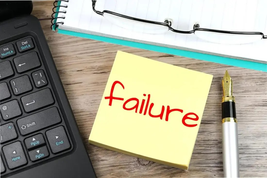 9 Tips for Handling Failure, Successfully
