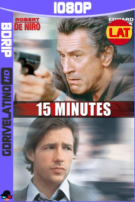 15 Minutos (2001) BDRip 1080p Latino-Ingles MKV